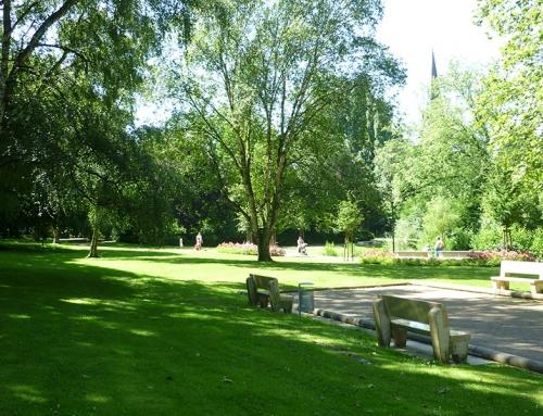 Emscherpark und Mehrgenerationenspielplatz