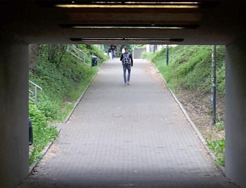 Aufwertung südlicher Ausgang Bahnhof