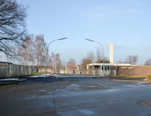 Baufläche ehemalige Emscherkaserne