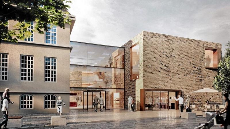 Konkretisierung der Planungen Rat- und Bürgerhaus Holzwickede