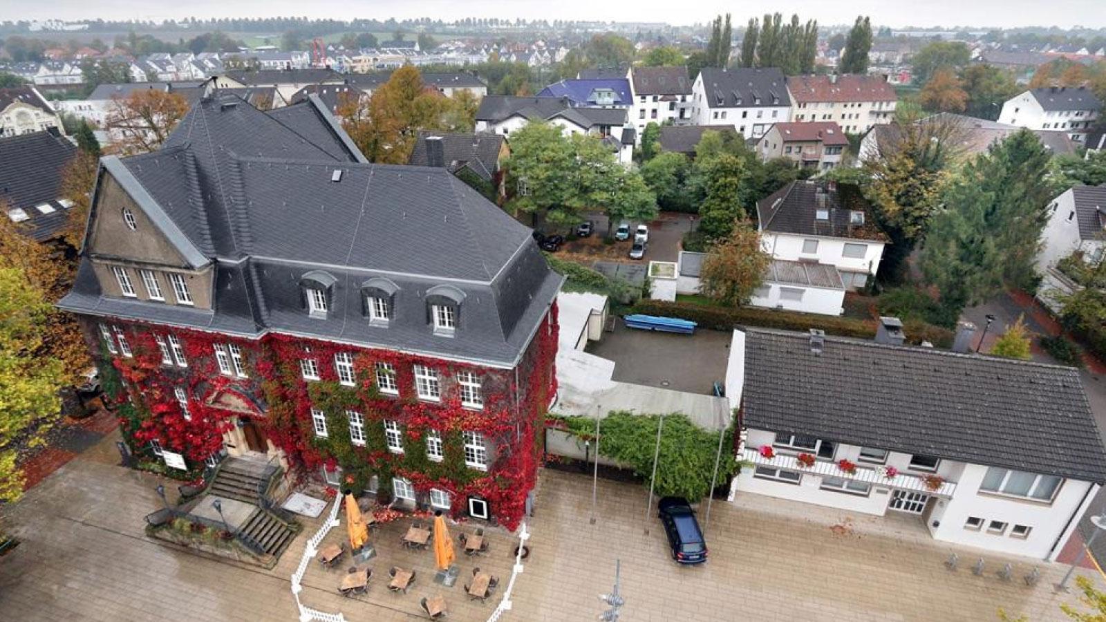 Abschluss des Architektenwettbewerbs zum Rathausumbau