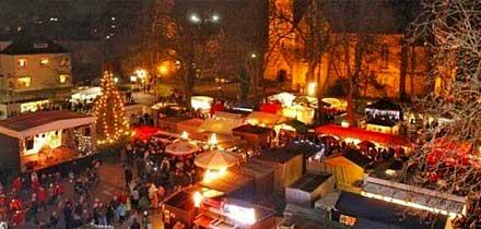 Weihnachtsmarkt Holzwickede